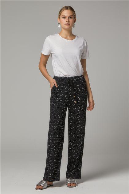 Pants-Black 1655-01