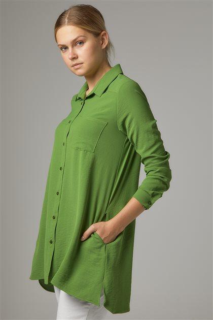 Gömlek-Yeşil 1652-21