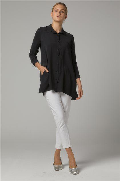 Gömlek-Siyah 1652-01