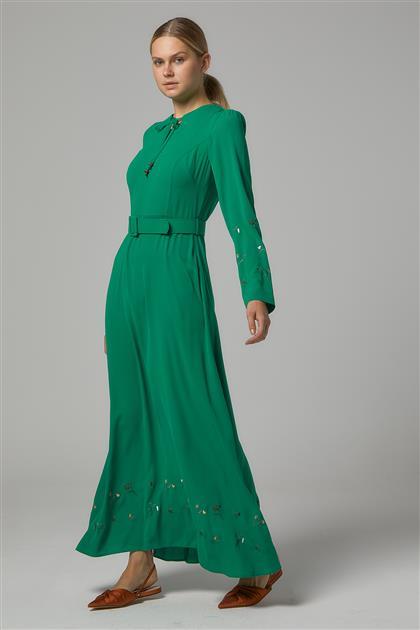 Dress-Light Green DO-B20-63019-30