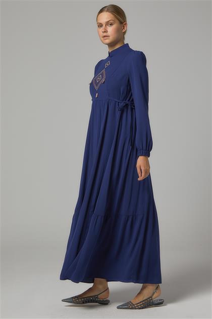 Elbise-Gece Mavisi DO-B20-63016-132