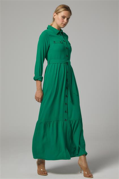 Dress-Light Green DO-B20-63009-30