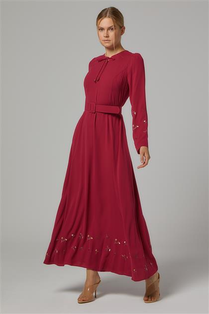 Dress-Fuchsia DO-B20-63019-04