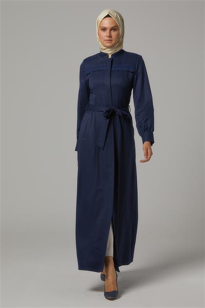 Topcoat-Navy Blue DO-B9-55072-11