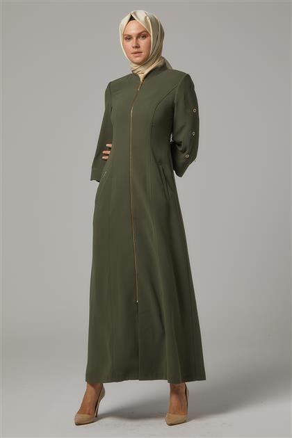 Topcoat-Khaki DO-B9-55087-21