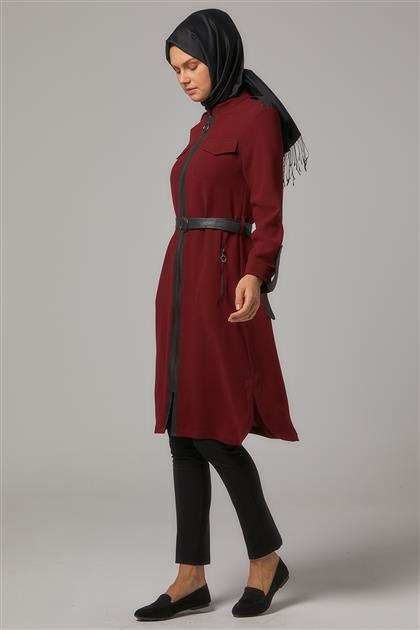 Tunic-Claret Red DO-A9-61045-26