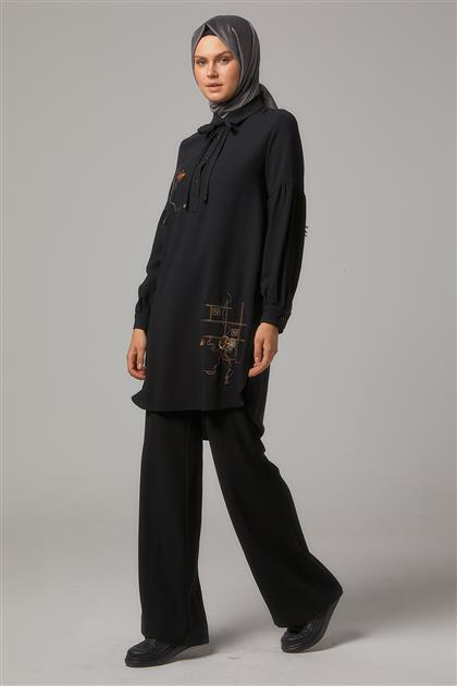 Tunic-Black DO-A9-61028-12