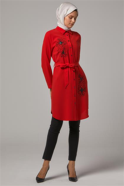 Tunic-Red DO-A9-61077-19