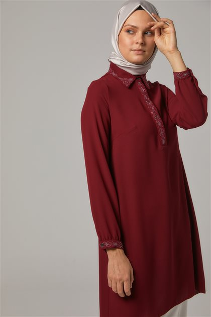 Tunic-Claret Red DO-A9-61145-26