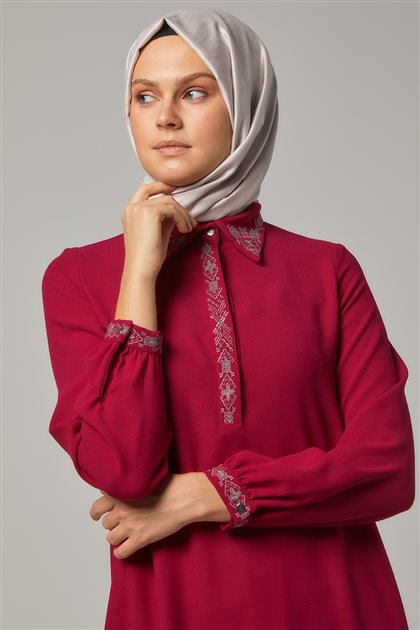 Tunic-Fuchsia DO-A9-61145-04