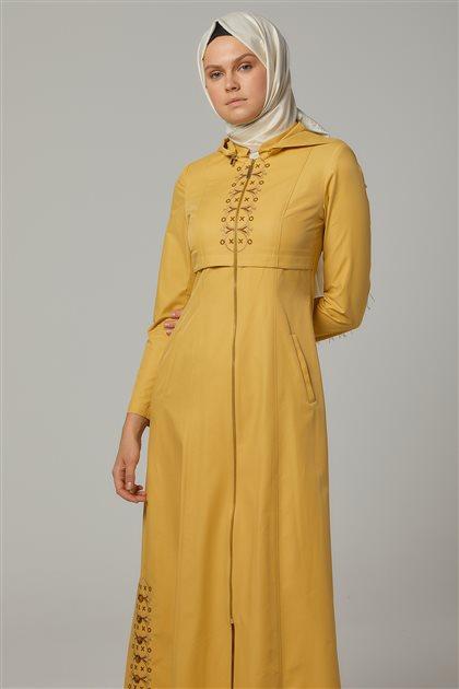 Topcoat-Mustard DO-B9-55042-50