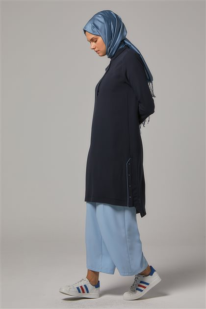 Tunic-Navy Blue DO-A9-61169-11