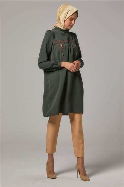 Tunic-Khaki DO-A9-61121-21