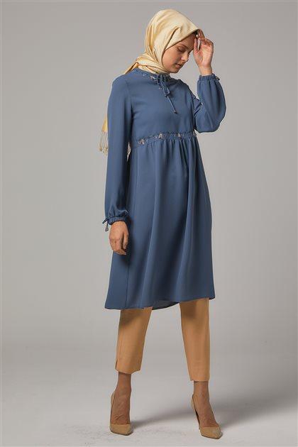Tunic-Blue DO-A9-61116-09