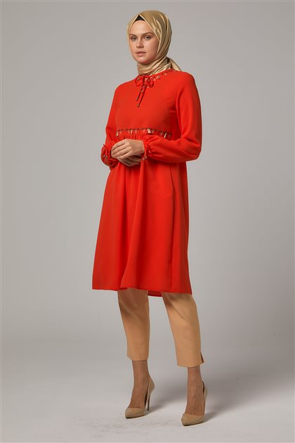 Tunic-Orange DO-A9-61116-34