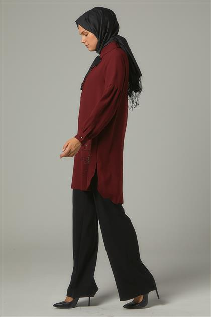 Tunic-Claret Red DO-A9-61028-26