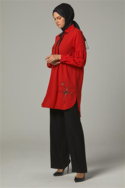 Tunic-Red DO-A9-61028-19
