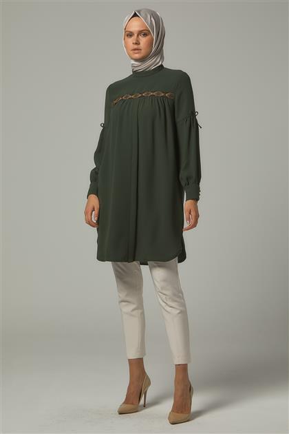 Tunic-Khaki DO-A9-61107-21
