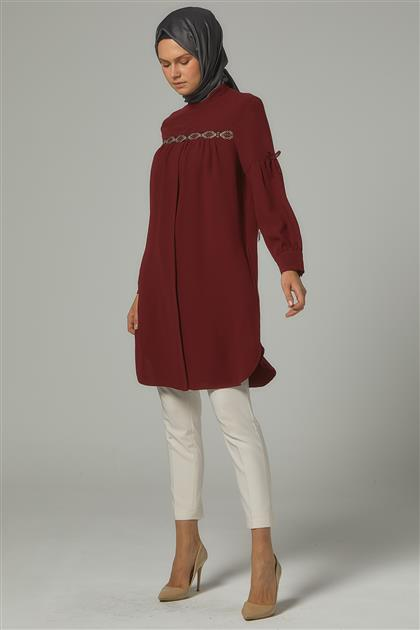 Tunic-Claret Red DO-A9-61107-26