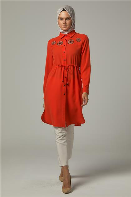 Tunic-Orange DO-A9-61084-34