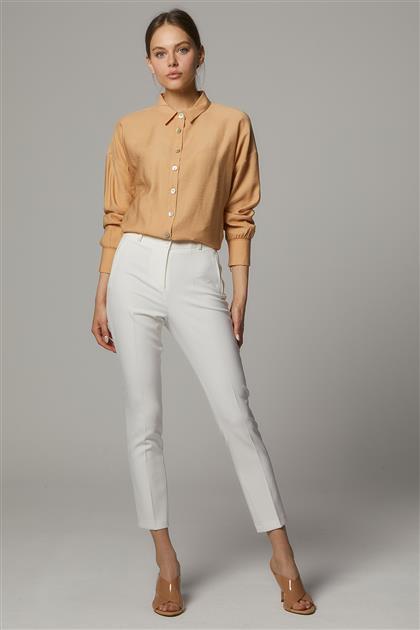 Pants-White SZ-5173-02