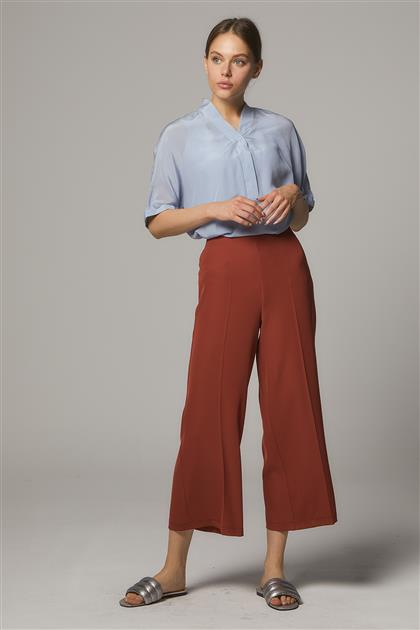 Pants-Red SZ-5176-34