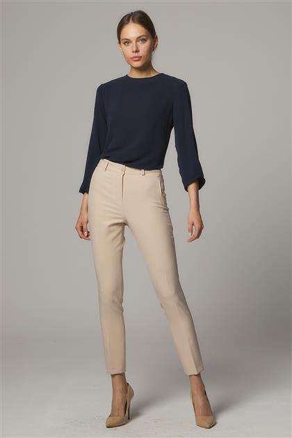 Pants-Cream SZ-5173-12