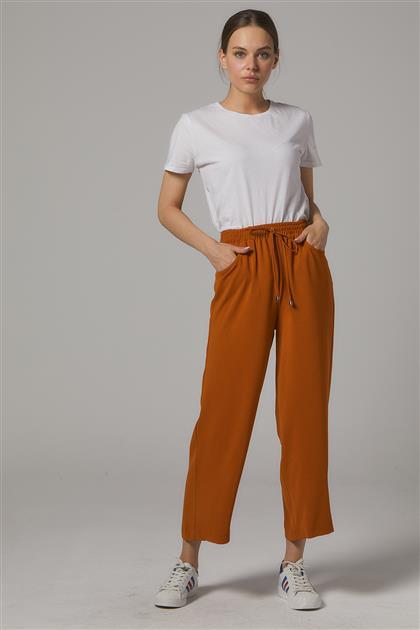 Oval Cep Kısa Pantolon Ceren-Hardal SZ-5178-55