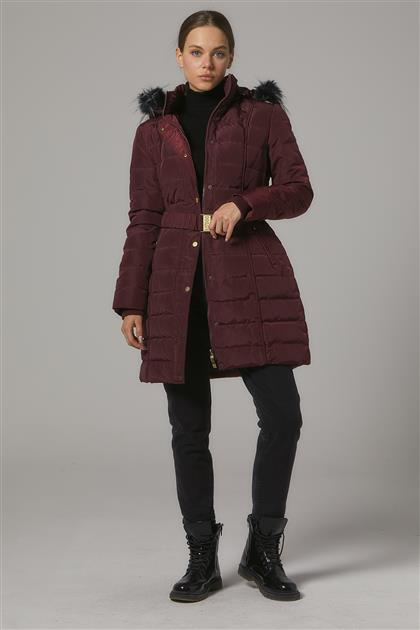 Coat-Claret Red DO-A7-67003-26