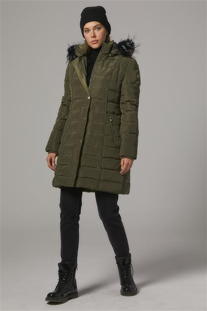 Coat-Khaki DO-A7-67003-21