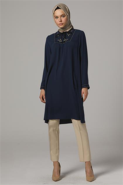 Tunic-Navy Blue DO-A9-61157-11