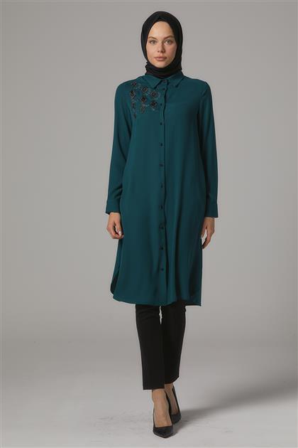 Tunic-Green DO-A9-61151-25