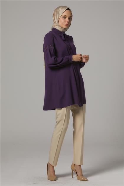 Tunic-Purple DO-A9-61129-24