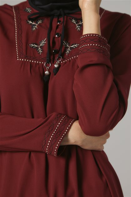 Tunic-Claret Red DO-A9-61157-26