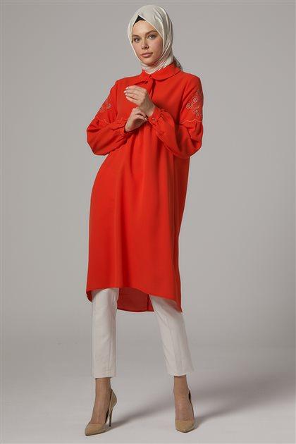 Tunic-Orange DO-A9-61093-34