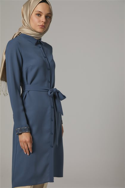 Tunic-Blue DO-A9-61117-09