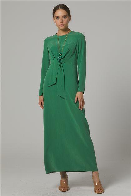 Elbise-Yeşil KA-B9-23102-25