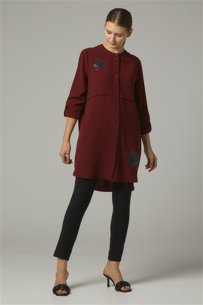Tunic-Claret Red DO-A9-61120-26