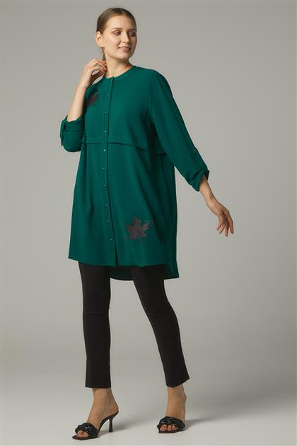 Tunic-Green DO-A9-61120-25