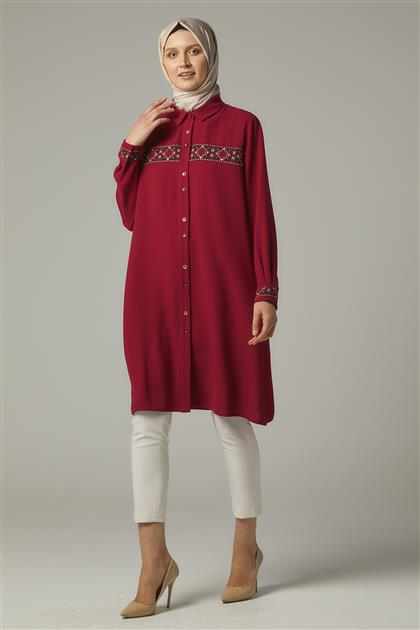 Tunic-Fuchsia DO-A9-61123-04
