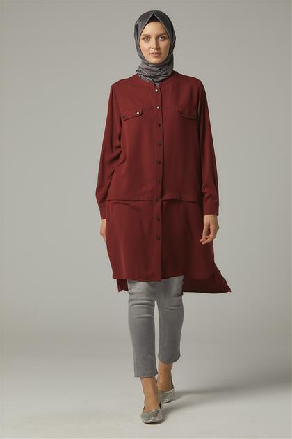Tunic-Claret Red DO-A9-61162-26