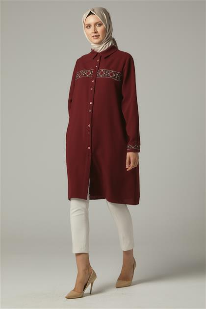 Tunic-Claret Red DO-A9-61123-26