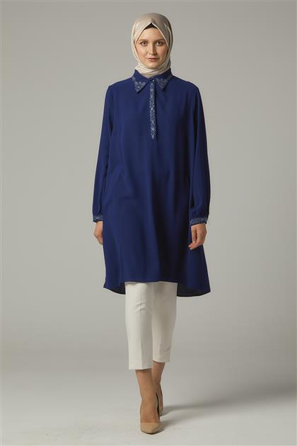 Tunic-Navy Blue DO-A9-61145-11