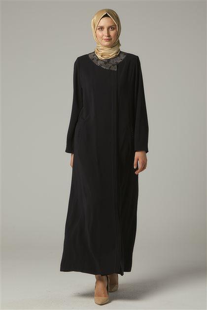 ملابس خارجية-أسود DO-B20-65047-12