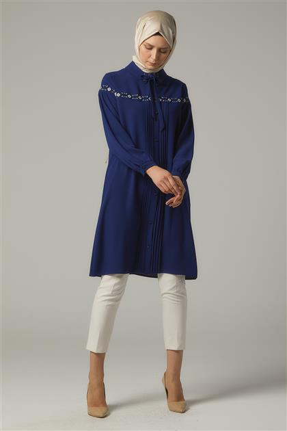 Tunic-Navy Blue DO-A9-61189-11