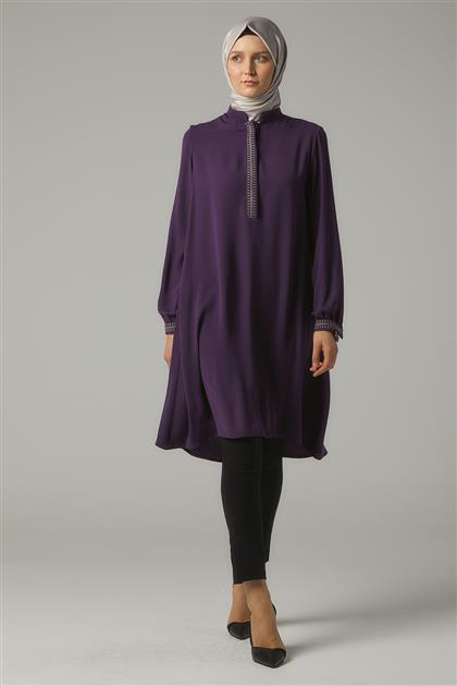 Tunic-Purple DO-A9-61148-24
