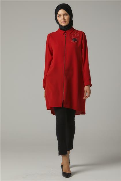 Tunik-Kırmızı DO-A9-61095-19