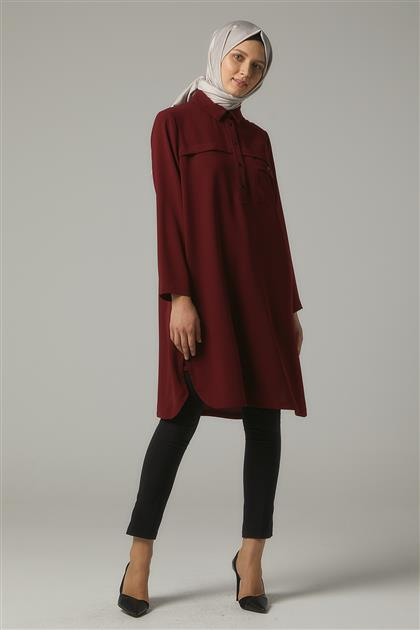 Tunic-Claret Red DO-A9-61105-26