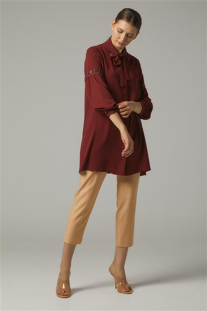 Tunic-Claret Red DO-A9-61149-26