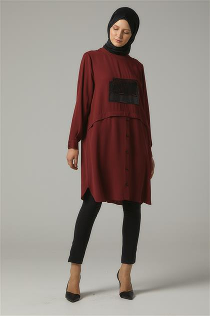 Tunic-Claret Red DO-A9-61147-26
